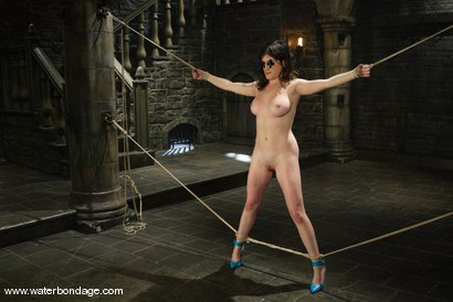 Photo number 6 from Stacey Stax shot for Water Bondage on Kink.com. Featuring Stacey Stax in hardcore BDSM & Fetish porn.