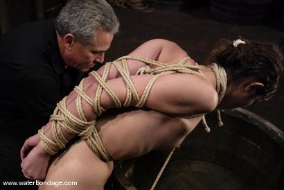 Photo number 12 from Amber Rayne shot for Water Bondage on Kink.com. Featuring Amber Rayne in hardcore BDSM & Fetish porn.