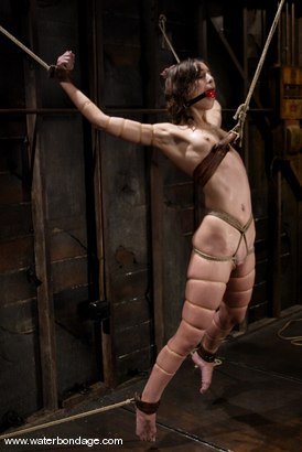 Photo number 6 from Amber Rayne shot for Water Bondage on Kink.com. Featuring Amber Rayne in hardcore BDSM & Fetish porn.