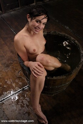 Photo number 15 from Amber Rayne shot for Water Bondage on Kink.com. Featuring Amber Rayne in hardcore BDSM & Fetish porn.