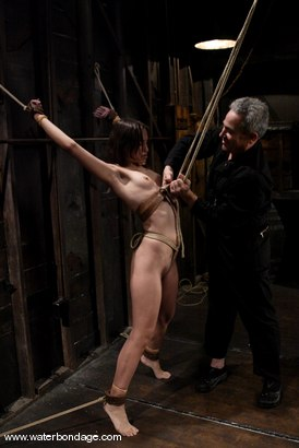 Photo number 5 from Amber Rayne shot for Water Bondage on Kink.com. Featuring Amber Rayne in hardcore BDSM & Fetish porn.