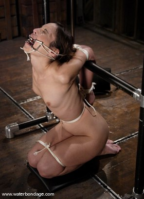 Photo number 8 from Amber Rayne shot for Water Bondage on Kink.com. Featuring Amber Rayne in hardcore BDSM & Fetish porn.