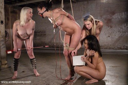 Photo number 10 from Lorelei Lee, Harmony and Annie Cruz shot for Wired Pussy on Kink.com. Featuring Harmony, Annie Cruz and Lorelei Lee in hardcore BDSM & Fetish porn.