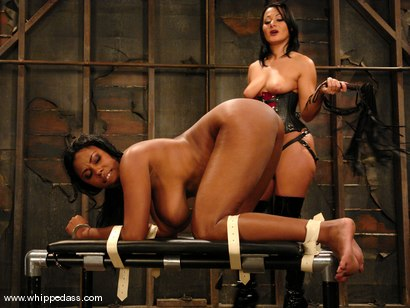 Photo number 10 from Sandra Romain and Candace Von shot for Whipped Ass on Kink.com. Featuring Sandra Romain and Candace Von in hardcore BDSM & Fetish porn.