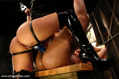Photo number 14 from Sandra Romain and Candace Von shot for Whipped Ass on Kink.com. Featuring Sandra Romain and Candace Von in hardcore BDSM & Fetish porn.