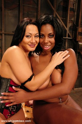 Photo number 15 from Sandra Romain and Candace Von shot for Whipped Ass on Kink.com. Featuring Sandra Romain and Candace Von in hardcore BDSM & Fetish porn.