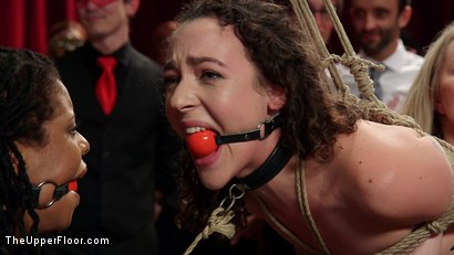 Photo number 7 from A Slave Orgy Like No Other shot for The Upper Floor on Kink.com. Featuring Aiden Starr, Lilith Luxe, Mona Wales, Mickey Mod, Marco Banderas, Bella Rossi and Kira Noir in hardcore BDSM & Fetish porn.