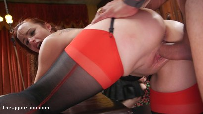 Photo number 13 from Slave Orgy Unchained shot for The Upper Floor on Kink.com. Featuring Aiden Starr, Lilith Luxe, Mona Wales, Mickey Mod, Marco Banderas, Bella Rossi and Kira Noir in hardcore BDSM & Fetish porn.