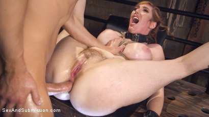 Photo number 21 from Scream Queen! shot for Sex And Submission on Kink.com. Featuring Xander Corvus and Lauren Phillips in hardcore BDSM & Fetish porn.