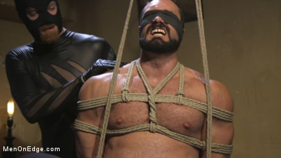 Photo number 7 from Jaxton Wheeler's Demented Nightmare shot for Men On Edge on Kink.com. Featuring Jaxton Wheeler in hardcore BDSM & Fetish porn.