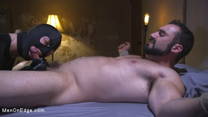 Photo number 13 from Jaxton Wheeler's Demented Nightmare shot for Men On Edge on Kink.com. Featuring Jaxton Wheeler in hardcore BDSM & Fetish porn.