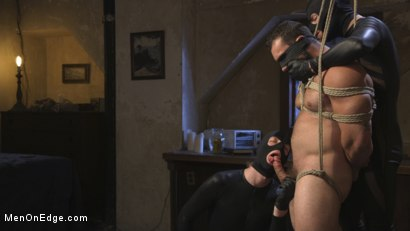 Photo number 8 from Jaxton Wheeler's Demented Nightmare shot for Men On Edge on Kink.com. Featuring Jaxton Wheeler in hardcore BDSM & Fetish porn.