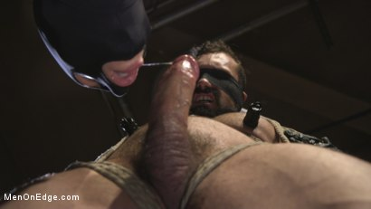 Photo number 6 from Jaxton Wheeler's Demented Nightmare shot for Men On Edge on Kink.com. Featuring Jaxton Wheeler in hardcore BDSM & Fetish porn.