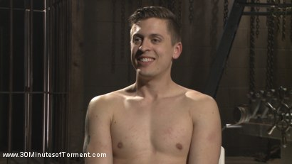 Photo number 15 from Tyler Rush - Beaten, Relentlessly Fucked and Made to Cum shot for 30 Minutes of Torment on Kink.com. Featuring Tyler Rush in hardcore BDSM & Fetish porn.