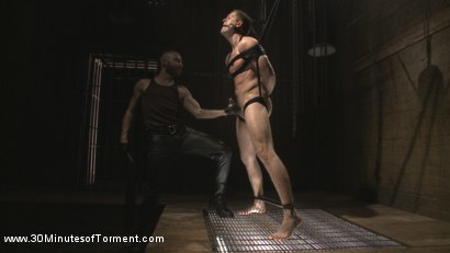 Photo number 4 from Tyler Rush - Beaten, Relentlessly Fucked and Made to Cum shot for 30 Minutes of Torment on Kink.com. Featuring Tyler Rush in hardcore BDSM & Fetish porn.