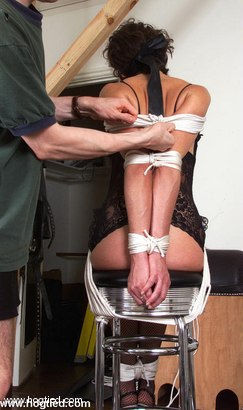 Photo number 4 from Karina Ballerina (Angel) shot for Hogtied on Kink.com. Featuring Karina Ballerina (Angel) in hardcore BDSM & Fetish porn.