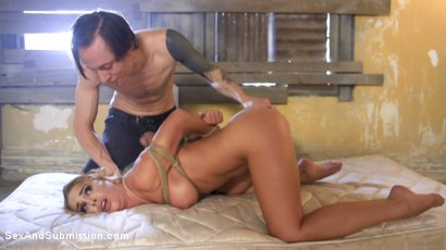 Photo number 15 from Anal Vengeance shot for Sex And Submission on Kink.com. Featuring Owen Gray and Cherie DeVille in hardcore BDSM & Fetish porn.