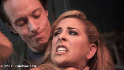 Photo number 9 from Anal Vengeance shot for Sex And Submission on Kink.com. Featuring Owen Gray and Cherie DeVille in hardcore BDSM & Fetish porn.