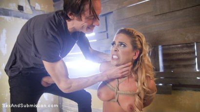 Photo number 12 from Anal Vengeance shot for Sex And Submission on Kink.com. Featuring Owen Gray and Cherie Deville in hardcore BDSM & Fetish porn.