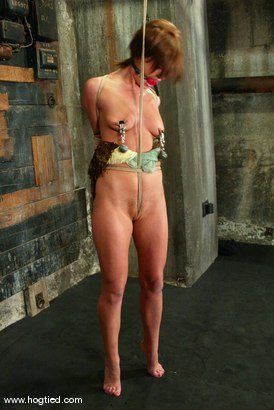 Photo number 3 from Holly Wellin shot for Hogtied on Kink.com. Featuring Holly Wellin in hardcore BDSM & Fetish porn.