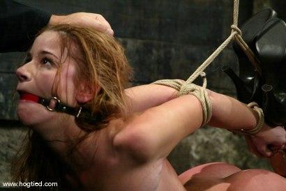 Photo number 5 from Sarah Blake shot for Hogtied on Kink.com. Featuring Sarah Blake in hardcore BDSM & Fetish porn.