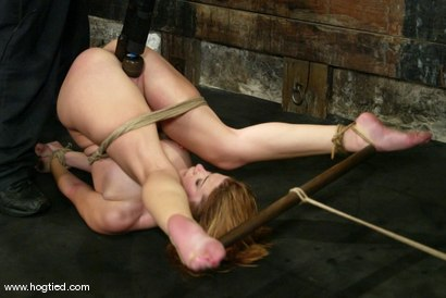 Photo number 11 from Sarah Blake shot for Hogtied on Kink.com. Featuring Sarah Blake in hardcore BDSM & Fetish porn.