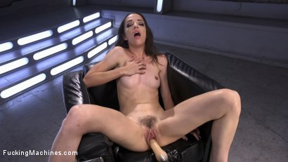 Photo number 6 from Fresh Meat - Nikki Next Gets Her First Taste of Fucking Machines shot for Fucking Machines on Kink.com. Featuring Nikki Next in hardcore BDSM & Fetish porn.