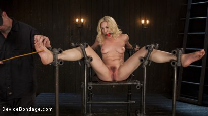 Photo number 10 from A Sadists Dream Come True shot for Device Bondage on Kink.com. Featuring Lily LaBeau and The Pope in hardcore BDSM & Fetish porn.