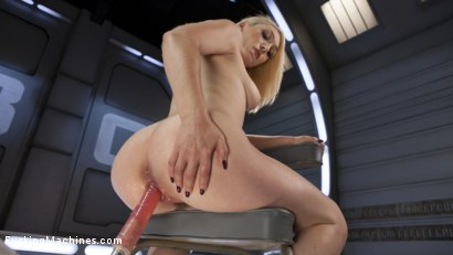 Photo number 1 from Hot Blond Lily LaBeau is Machine Fucked shot for Fucking Machines on Kink.com. Featuring Lily LaBeau in hardcore BDSM & Fetish porn.