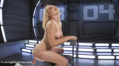 Photo number 2 from Hot Blond Lily LaBeau is Machine Fucked shot for Fucking Machines on Kink.com. Featuring Lily LaBeau in hardcore BDSM & Fetish porn.