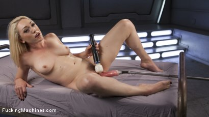 Photo number 11 from Hot Blond Lily LaBeau is Machine Fucked shot for Fucking Machines on Kink.com. Featuring Lily LaBeau in hardcore BDSM & Fetish porn.