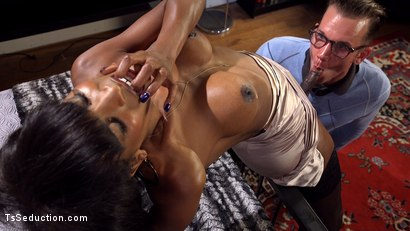 Photo number 14 from Will Havoc Has Every Hole & Dream Satisfied by Sexy Black Cock shot for TS Seduction on Kink.com. Featuring Natassia Dreams and Will Havoc in hardcore BDSM & Fetish porn.