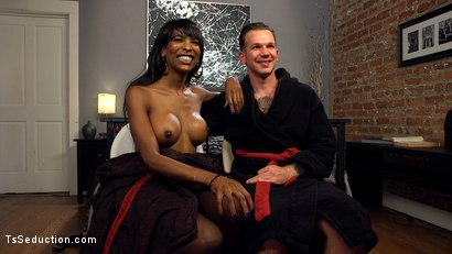 Photo number 34 from Will Havoc Has Every Hole & Dream Satisfied by Sexy Black Cock shot for TS Seduction on Kink.com. Featuring Natassia Dreams and Will Havoc in hardcore BDSM & Fetish porn.