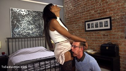 Photo number 18 from Will Havoc Has Every Hole & Dream Satisfied by Sexy Black Cock shot for TS Seduction on Kink.com. Featuring Natassia Dreams and Will Havoc in hardcore BDSM & Fetish porn.