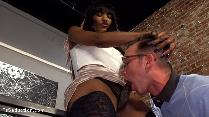 Photo number 19 from Will Havoc Has Every Hole & Dream Satisfied by Sexy Black Cock shot for TS Seduction on Kink.com. Featuring Natassia Dreams and Will Havoc in hardcore BDSM & Fetish porn.