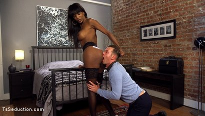 Photo number 23 from Will Havoc Has Every Hole & Dream Satisfied by Sexy Black Cock shot for TS Seduction on Kink.com. Featuring Natassia Dreams and Will Havoc in hardcore BDSM & Fetish porn.