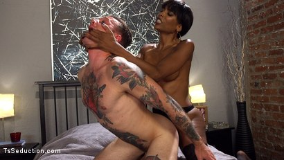 Photo number 30 from Will Havoc Has Every Hole & Dream Satisfied by Sexy Black Cock shot for TS Seduction on Kink.com. Featuring Natassia Dreams and Will Havoc in hardcore BDSM & Fetish porn.