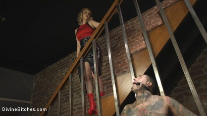 Photo number 11 from Husband Shaming: An Anal Attitude Adjustment shot for Divine Bitches on Kink.com. Featuring Cherry Torn and Ruckus in hardcore BDSM & Fetish porn.
