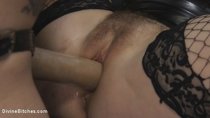 Photo number 15 from Husband Shaming: An Anal Attitude Adjustment shot for Divine Bitches on Kink.com. Featuring Cherry Torn and Ruckus in hardcore BDSM & Fetish porn.
