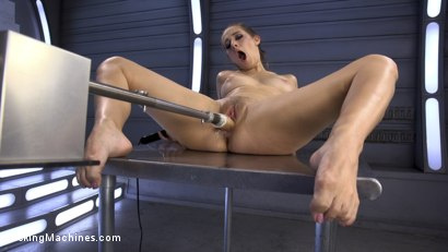 Photo number 11 from Mind Blowing Orgasms from Fucking Machines and Anal!! shot for Fucking Machines on Kink.com. Featuring Cassidy Klein in hardcore BDSM & Fetish porn.