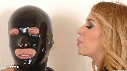 Photo number 6 from Alpha Mistress demands Hard Anal: Aleska Diamond and Choky Ice shot for DDF Network on Kink.com. Featuring  in hardcore BDSM & Fetish porn.