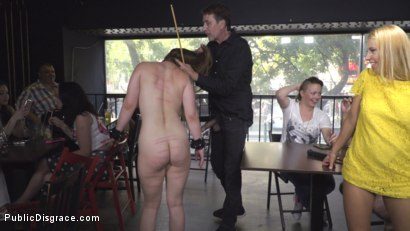 Photo number 12 from Hungary for Lucia Love shot for Public Disgrace on Kink.com. Featuring Steve Holmes, Amirah Adara, Antonio Ross, Lucia Love and Nikki Thorne in hardcore BDSM & Fetish porn.