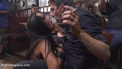 Photo number 24 from Best Fucking Friends  shot for Public Disgrace on Kink.com. Featuring Steve Holmes, Angelina Wild, Nasty Khalifa and RAM in hardcore BDSM & Fetish porn.