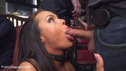 Photo number 31 from Best Fucking Friends  shot for Public Disgrace on Kink.com. Featuring Steve Holmes, Angelina Wild, Nasty Khalifa and RAM in hardcore BDSM & Fetish porn.