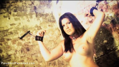 Photo number 15 from Preggo Playslut: Sajsa shot for Proud and Perverted on Kink.com. Featuring  in hardcore BDSM & Fetish porn.
