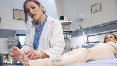 Photo number 15 from Foot torment Foot Jobs and Ts Doctor sex shot for TS Pussy Hunters on Kink.com. Featuring Bella Rossi and Kelli Lox in hardcore BDSM & Fetish porn.