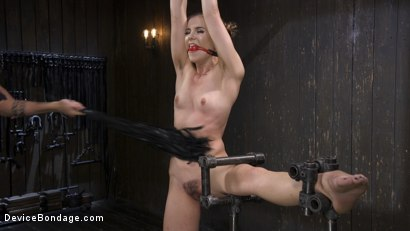 Photo number 9 from Pussy Betrayal - Kasey Warner shot for Device Bondage on Kink.com. Featuring Kasey Warner and The Pope in hardcore BDSM & Fetish porn.