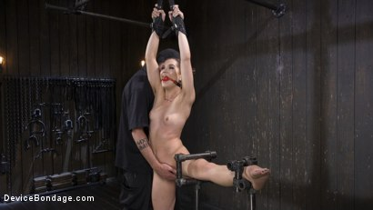 Photo number 8 from Pussy Betrayal - Kasey Warner shot for Device Bondage on Kink.com. Featuring Kasey Warner and The Pope in hardcore BDSM & Fetish porn.