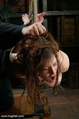 Photo number 12 from Stacey Stax shot for Hogtied on Kink.com. Featuring Stacey Stax in hardcore BDSM & Fetish porn.