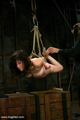 Photo number 11 from Stacey Stax shot for Hogtied on Kink.com. Featuring Stacey Stax in hardcore BDSM & Fetish porn.